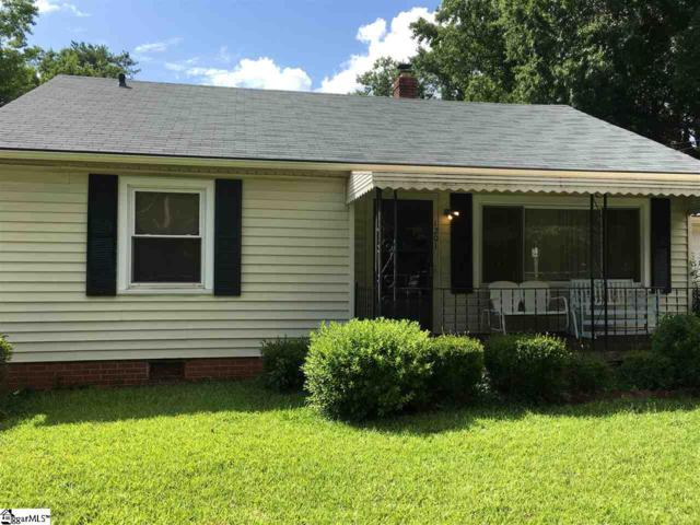 1201 Rutherford Road, Greenville, SC 29609 (#1354098) :: The Toates Team