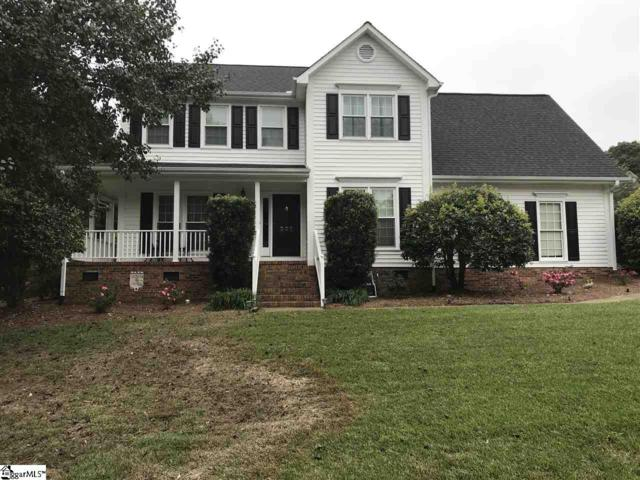 201 Hyde Park Lane, Mauldin, SC 29662 (#1354215) :: Connie Rice and Partners