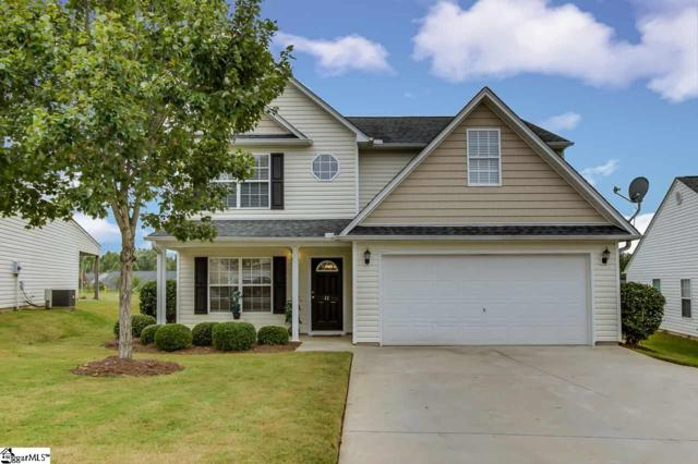 11 Catterick Way, Fountain Inn, SC 29644 (#1354247) :: Connie Rice and Partners
