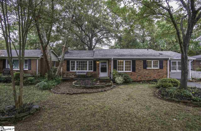 121 Forestdale Drive, Taylors, SC 29687 (#1354292) :: The Haro Group of Keller Williams