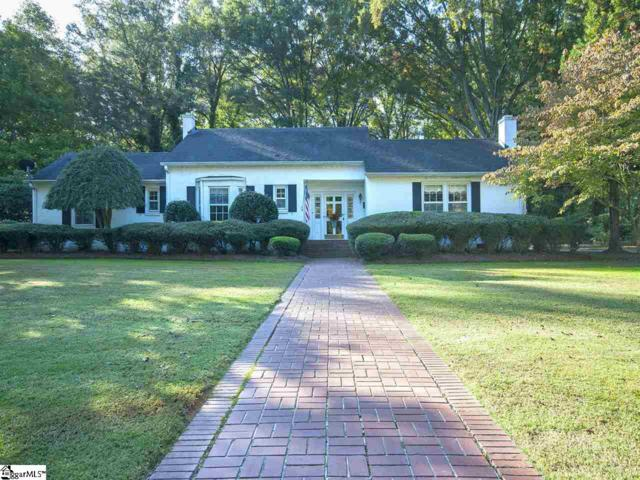 121 Woodlawn Drive, Laurens, SC 29360 (#1354345) :: The Haro Group of Keller Williams
