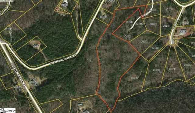 S/Side Hunting Hollow Road, Six Mile, SC 29682 (#1354350) :: The Haro Group of Keller Williams