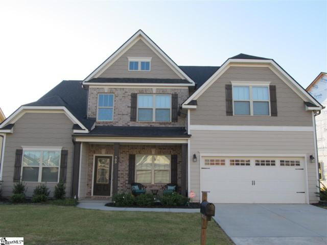 709 Roseclift Drive, Greer, SC 29651 (#1354490) :: The Toates Team