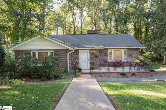 314 Holmes Drive, Greenville, SC 29609 (#1354492) :: The Toates Team