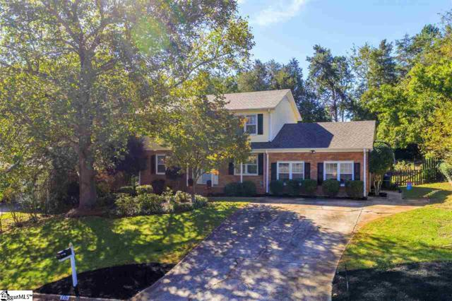 116 Lynchester Road, Greenville, SC 29615 (#1354643) :: Coldwell Banker Caine