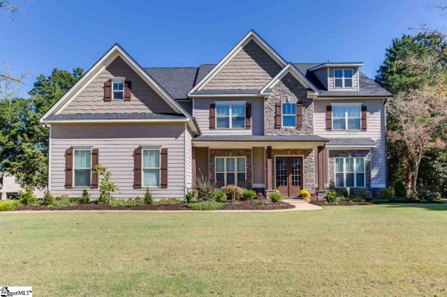 8 Wood Leaf Trail, Travelers Rest, SC 29617 (#1354659) :: Coldwell Banker Caine