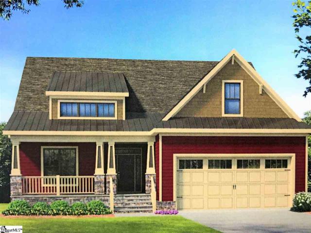 Bold Slope Drive Lot 4, Piedmont, SC 29673 (#1355667) :: Hamilton & Co. of Keller Williams Greenville Upstate