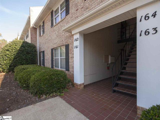 925 Cleveland Street #162, Greenville, SC 29601 (#1356327) :: Hamilton & Co. of Keller Williams Greenville Upstate