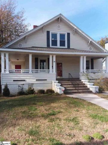 14 S Memminger Street, Greenville, SC 29601 (#1356641) :: Hamilton & Co. of Keller Williams Greenville Upstate