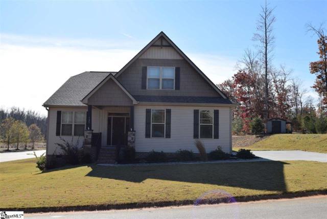 125 Amber Oaks Drive, Greer, SC 29651 (#1356650) :: Hamilton & Co. of Keller Williams Greenville Upstate