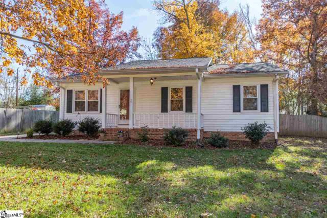 420 Willow Branch Drive, Simpsonville, SC 29680 (#1356697) :: Hamilton & Co. of Keller Williams Greenville Upstate