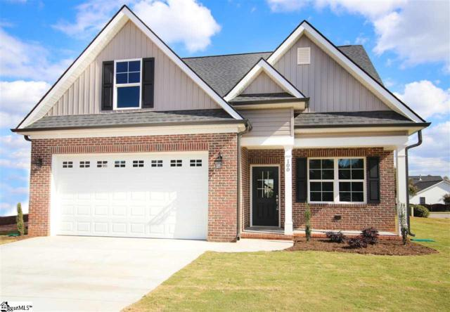 100 Tupelo Lane Lot 25, Easley, SC 29642 (#1356786) :: The Toates Team