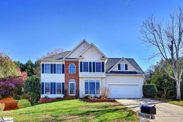 6 Covey Court, Greer, SC 29650 (#1356966) :: The Toates Team