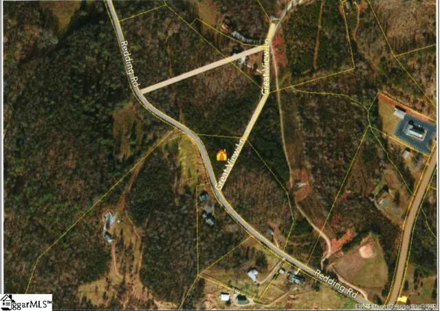 0 Redding Road, Marietta, SC 29661 (#1357020) :: Connie Rice and Partners