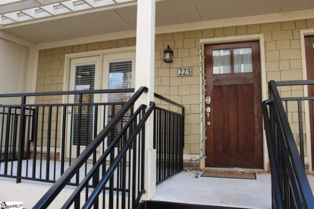 833 Old Greenville Highway Unit 223, Clemson, SC 29631 (#1357027) :: The Toates Team