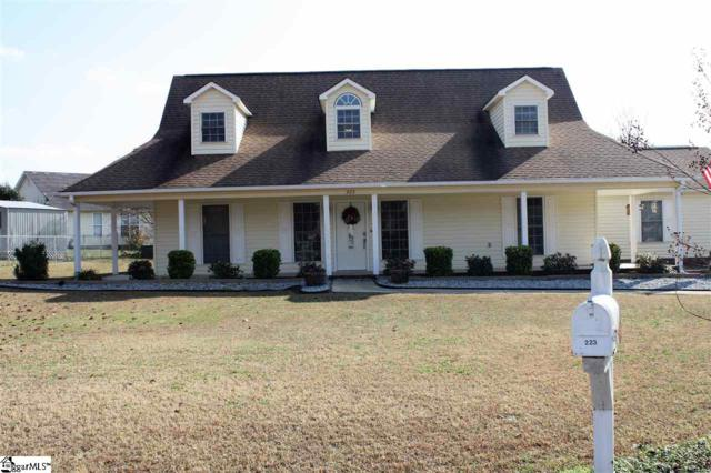 223 Chelsea Nicole Drive, Lyman, SC 29365 (#1357264) :: Connie Rice and Partners