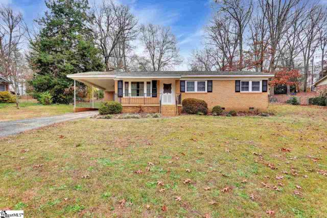 5 Indian Trail, Taylors, SC 29687 (#1357358) :: The Haro Group of Keller Williams