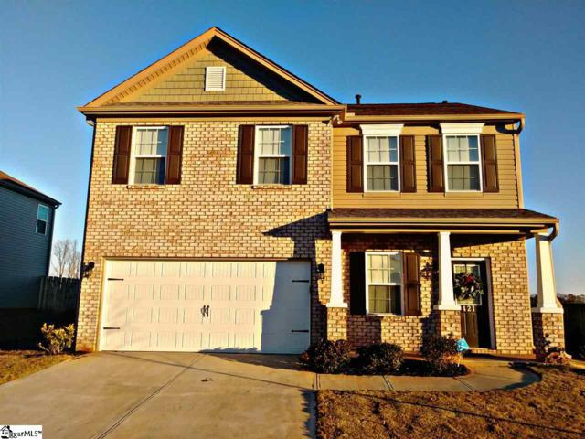 421 Mont Vale Road, Lyman, SC 29365 (#1357430) :: Connie Rice and Partners