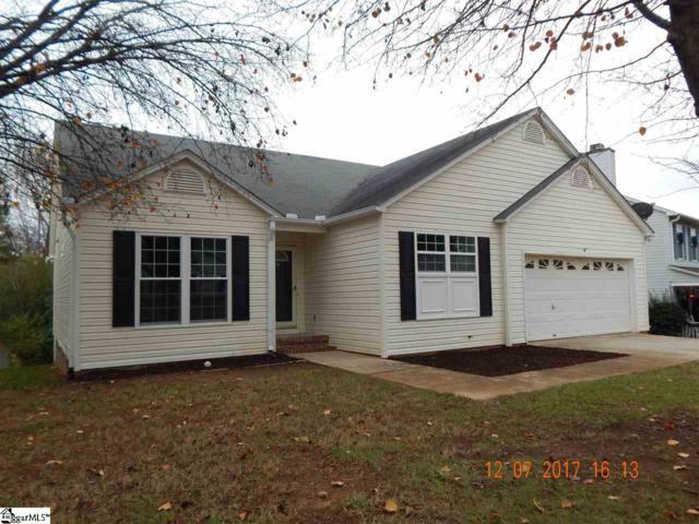 7 Greyleaf Court, Simpsonville, SC 29680 (#1357539) :: Coldwell Banker Caine