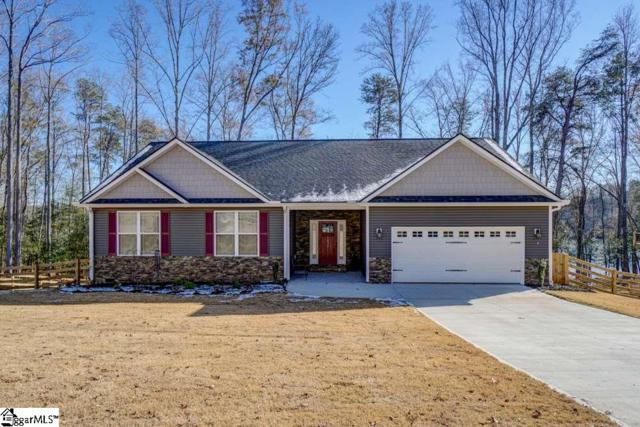 1855 Lake Cunningham Road, Greer, SC 29651 (#1357573) :: Coldwell Banker Caine