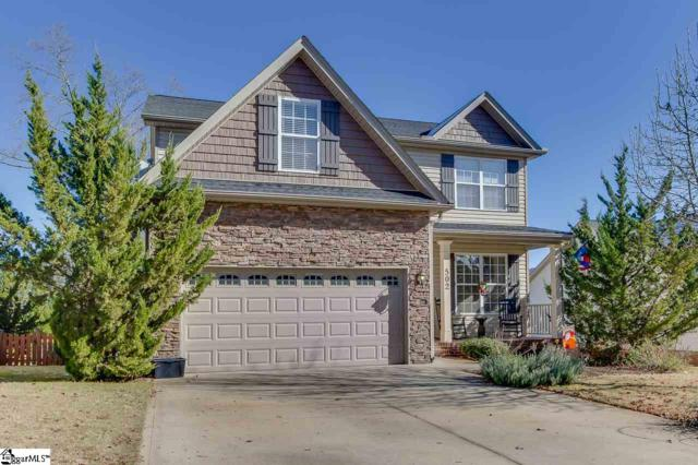 502 Summitbluff Drive, Greenville, SC 29617 (#1357604) :: Coldwell Banker Caine