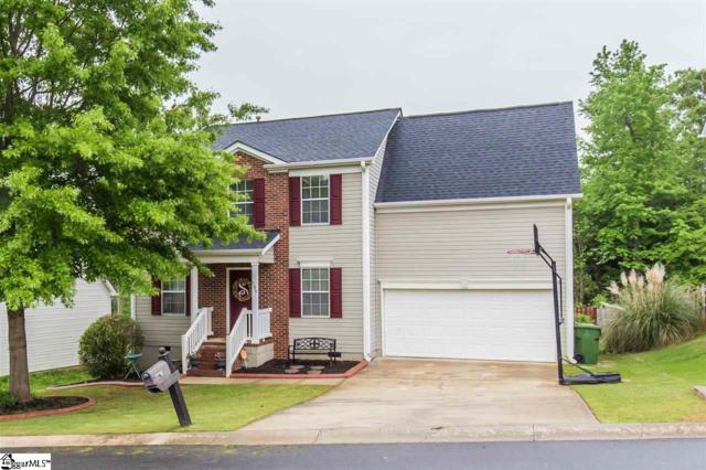 309 Hampton Ridge Drive, Greer, SC 29651 (#1357607) :: Coldwell Banker Caine