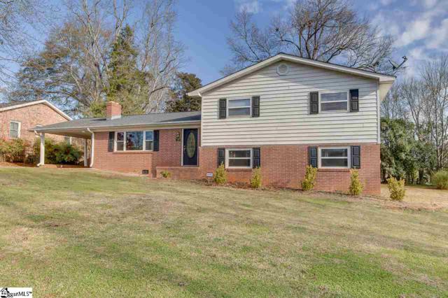 16 Vista Drive, Greenville, SC 29617 (#1357703) :: Hamilton & Co. of Keller Williams Greenville Upstate