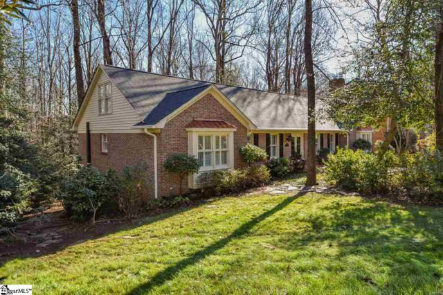 703 Sugar Mill Road, Greer, SC 29650 (#1357766) :: The Toates Team