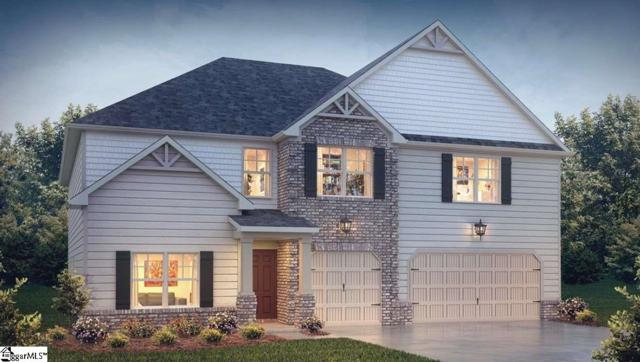421 Castleford Place Lot 26, Simpsonville, SC 29681 (#1357776) :: The Haro Group of Keller Williams