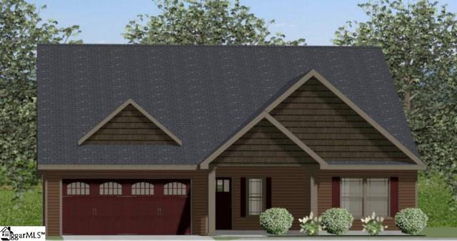 209 Loxley Drive Lot 62, Simpsonville, SC 29680 (#1358402) :: The Toates Team