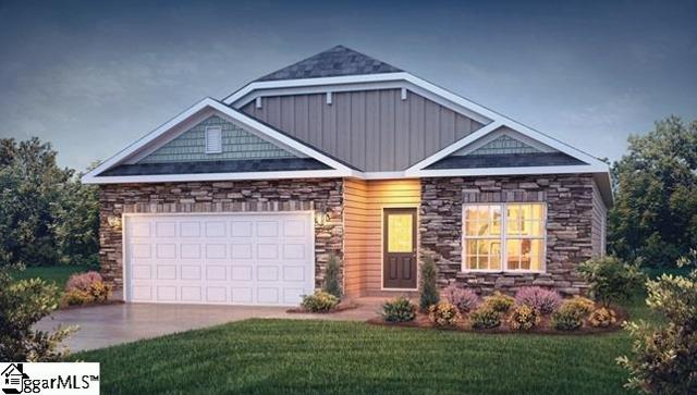 445 Graypointe Drive, Greer, SC 29650 (#1358482) :: The Toates Team