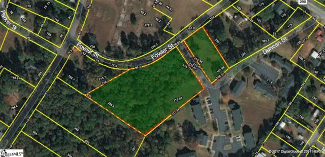 00 Fowler Street, Duncan, SC 29334 (#1358713) :: The Toates Team