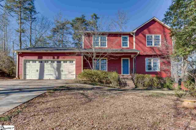 16 Pine View Terrace, Taylors, SC 29687 (#1358754) :: The Toates Team