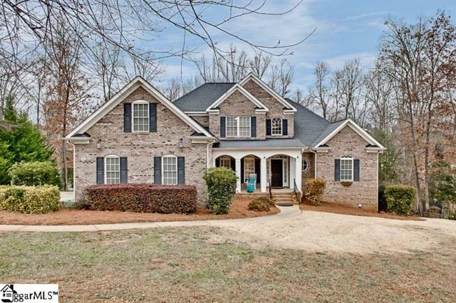 118 Walnut Creek Way, Greenville, SC 29611 (#1358849) :: The Toates Team