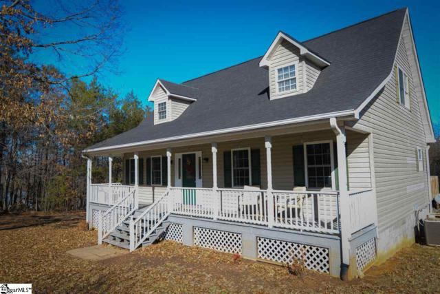 107 Raccoon Trail, Travelers Rest, SC 29690 (#1359011) :: The Toates Team