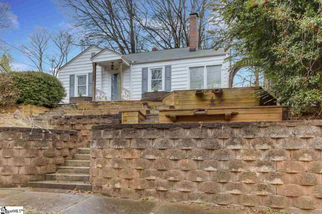 239 W Hillcrest Drive, Greenville, SC 29609 (#1359092) :: The Toates Team