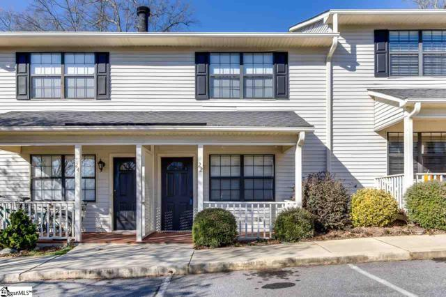 408 Townes Street #22, Greenville, SC 29601 (#1359157) :: The Toates Team