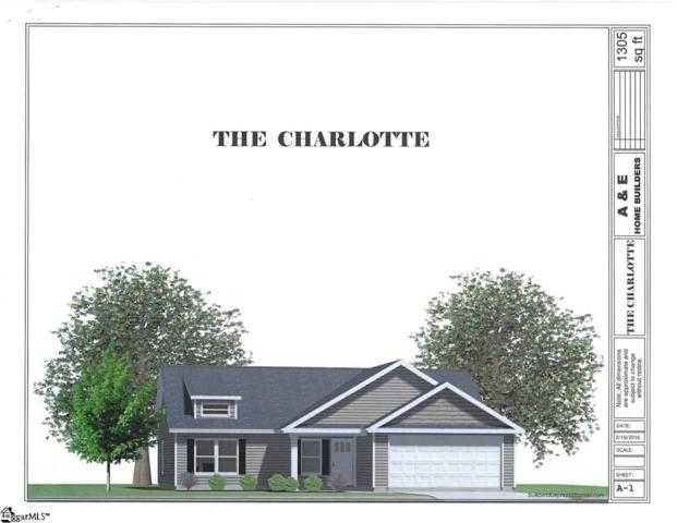 387 E Old Mill Road Lot 4, Travelers Rest, SC 29690 (#1359170) :: The Toates Team