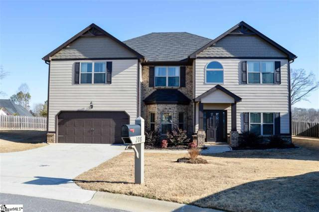 208 Pinion Court, Simpsonville, SC 29680 (#1359176) :: The Toates Team