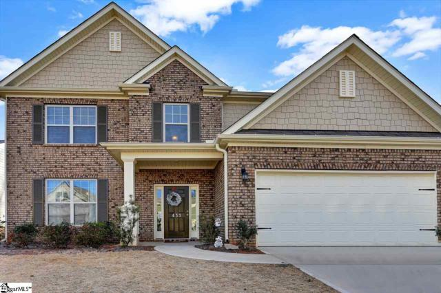 433 Evening Mist Court, Duncan, SC 29334 (#1359203) :: The Toates Team