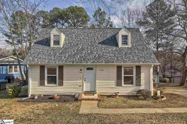 102 Sherry Lane, Easley, SC 29640 (#1359242) :: The Toates Team