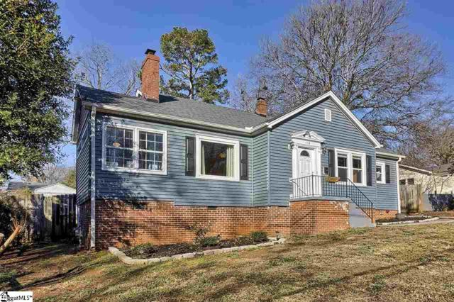 116 Wilshire Drive, Greenville, SC 29609 (#1359243) :: The Toates Team