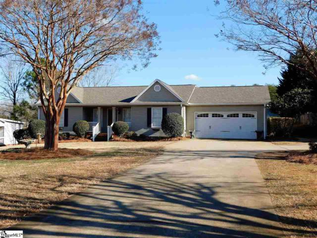 2600 Holiday Road, Greer, SC 29651 (#1359245) :: The Toates Team