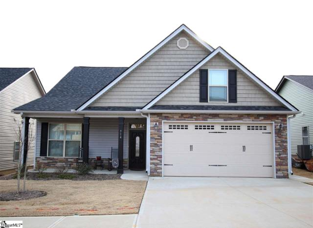 714 Grays Harbor Court, Boiling Springs, SC 29316 (#1359301) :: The Toates Team