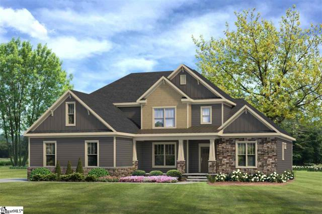 616 Winding Slope Drive Lot 21, Piedmont, SC 29673 (#1359947) :: The Toates Team
