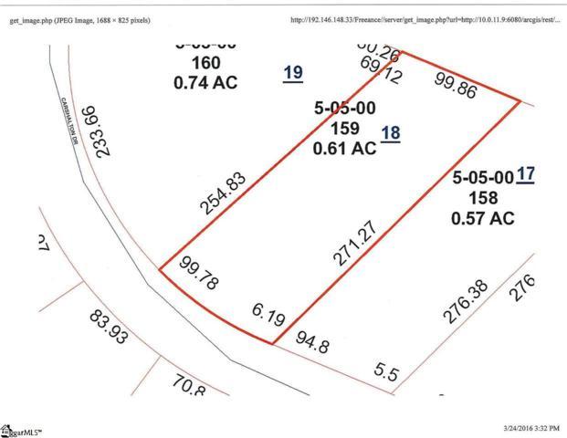 166 Carshalton Drive, Lyman, SC 29365 (#1359976) :: The Toates Team