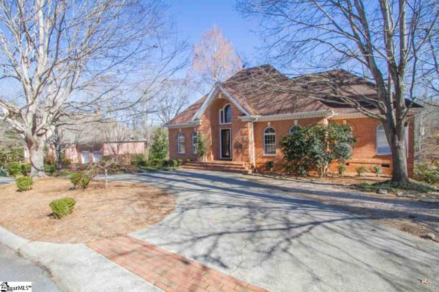 105 Greenleaf Lane, Easley, SC 29642 (#1360023) :: Hamilton & Co. of Keller Williams Greenville Upstate