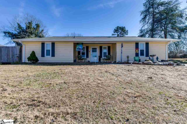 18 Rawood Drive, Travelers Rest, SC 29690 (#1360067) :: Hamilton & Co. of Keller Williams Greenville Upstate