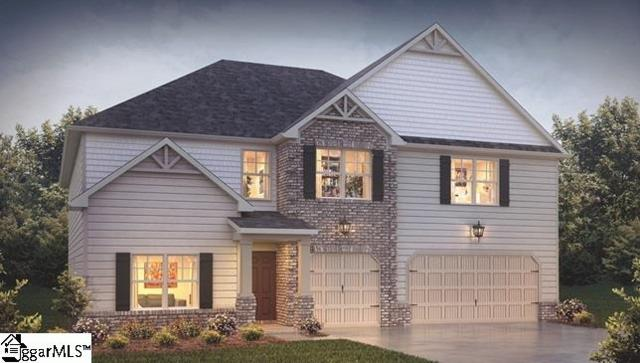 3 Shadywood Place, Simpsonville, SC 29681 (#1360144) :: The Toates Team