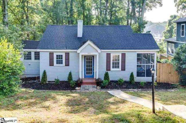 109 Hillcrest Circle, Greenville, SC 29609 (#1360193) :: The Haro Group of Keller Williams